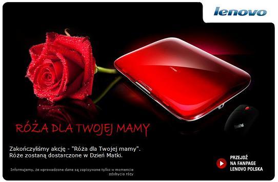 Lenovo - facebook